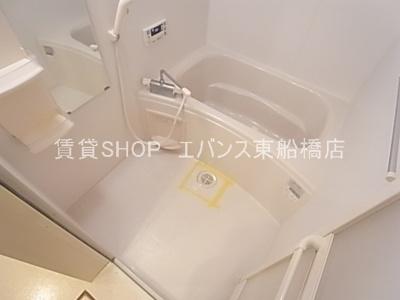 【浴室】アスピリアトレゾール