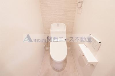 【トイレ】ファミール深江橋・アーバンステージ