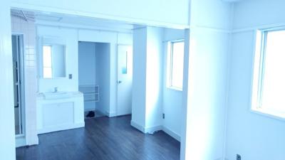 【洗面所】元麻布 ヴィンテージマンション 和光マンション