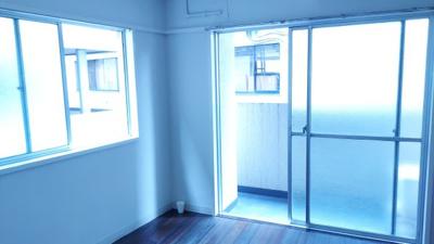 【居間・リビング】元麻布 ヴィンテージマンション 和光マンション