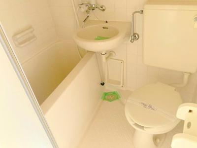 【浴室】カーメル下高井戸