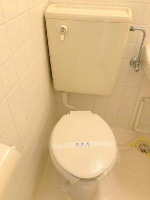 【トイレ】カーメル下高井戸