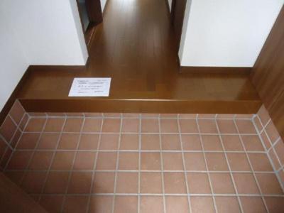 【玄関】アバディドア