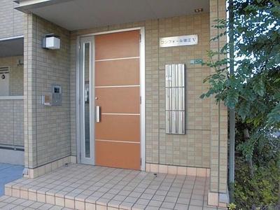 【エントランス】コンフォール瑞江Ⅴ