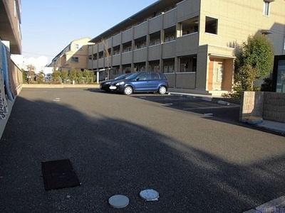 【駐車場】コンフォール瑞江Ⅴ