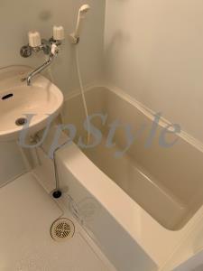 【浴室】アヴァンセクール町屋