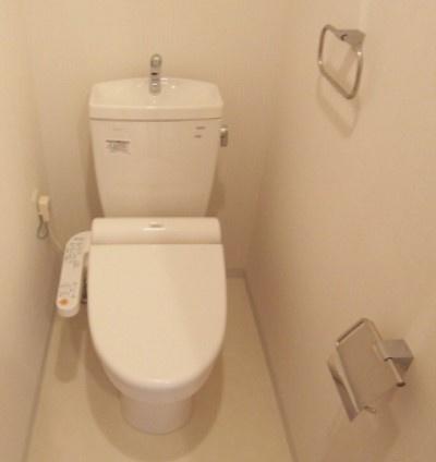 【トイレ】ジェー・クラウド中野南台
