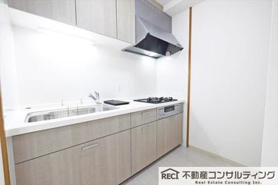 【キッチン】イーデンハイツオクトピア