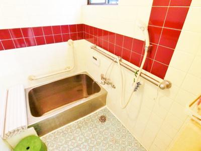 【浴室】旭ヶ丘北町4丁貸家