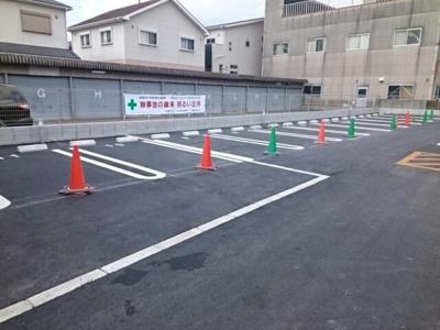 【駐車場】メゾン桜坂Ⅰ