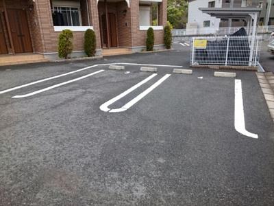 【駐車場】ハナミズキⅠ