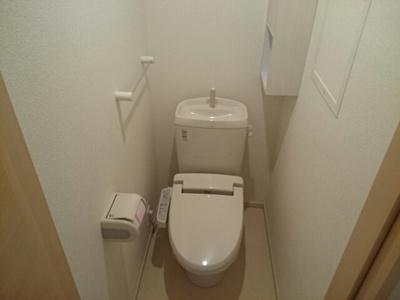 【トイレ】アンジュⅡ