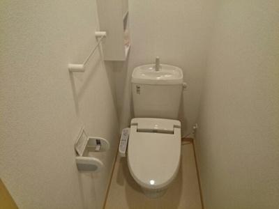 【トイレ】ブルーメ
