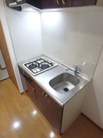【キッチン】ガラ・グランディ練馬