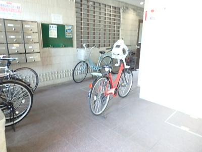 【駐車場】エイチ・ツー・オー新今里IIビル