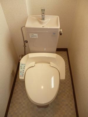 【トイレ】ベルスクエア鶯谷