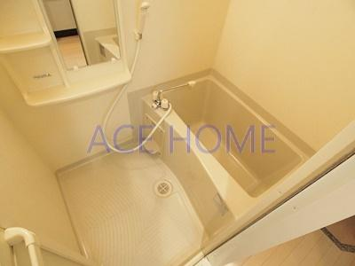 【浴室】プレサンス中之島公園グラシア