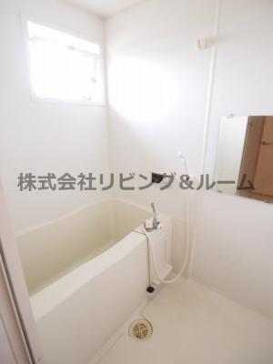 【浴室】ポートスクエアB