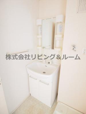 【独立洗面台】ポートスクエアB