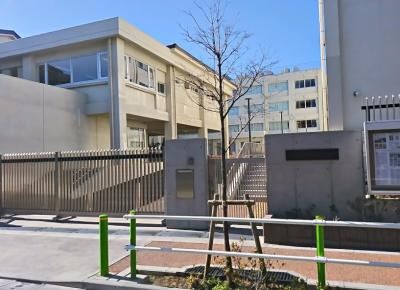板橋区立板橋第二中学校