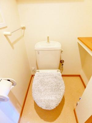 【トイレ】カルムオーブ