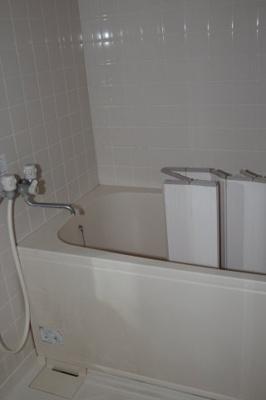 【浴室】クイーンハイツ溝口