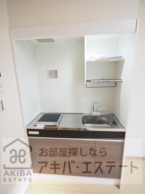 【キッチン】アビターレ根津
