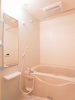 【浴室】ラ・ティエラ