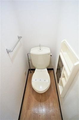 このお家賃でも、もちろんバス・トイレ別です