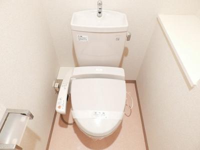 【トイレ】クレアートアドバンス大阪城南