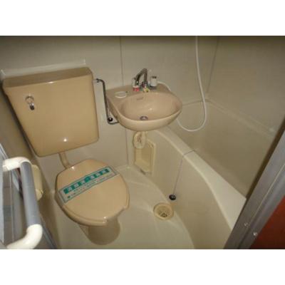 【浴室】シェモア大谷口