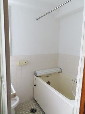 【浴室】ハウス長澤