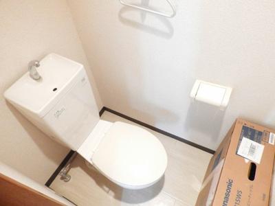 【トイレ】釣鐘町エクセルハイツ