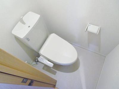 【トイレ】ベルリード天神