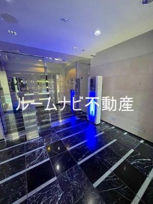 【玄関】ガラ・ステージ大山