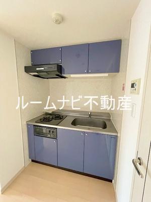 【キッチン】ガラ・ステージ大山