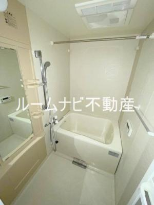 【浴室】ガラ・ステージ大山