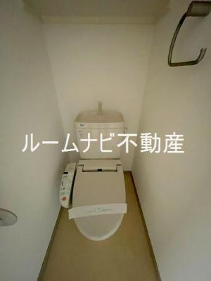 【トイレ】ガラ・ステージ大山