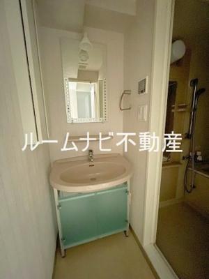 【洗面所】ガラ・ステージ大山