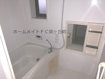 【浴室】メゾン・ボナールD