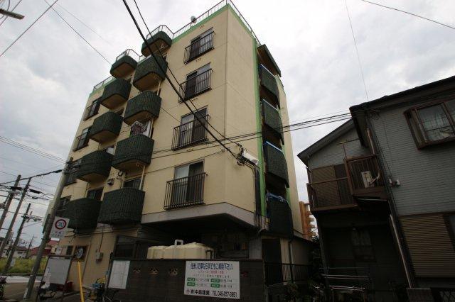 【外観】中島マンション