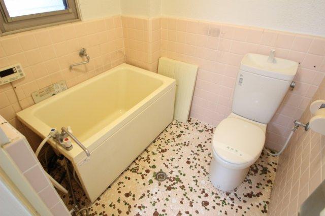 【浴室】中島マンション