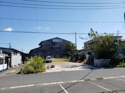 【外観】鳥取市古海工場用土地