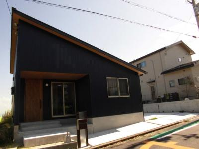 【外観】大津市水明1丁目34 新築戸建