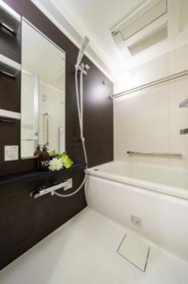 【浴室】リビオレゾン日本橋浜町