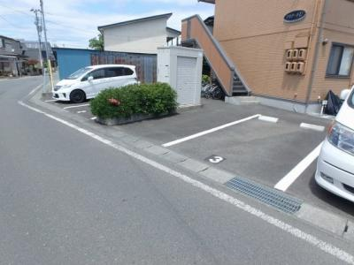 【駐車場】ソリアードU