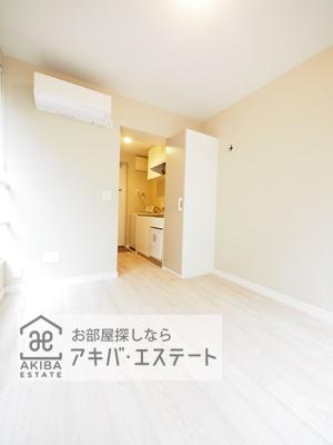 【居間・リビング】創新三ノ輪レジデンス