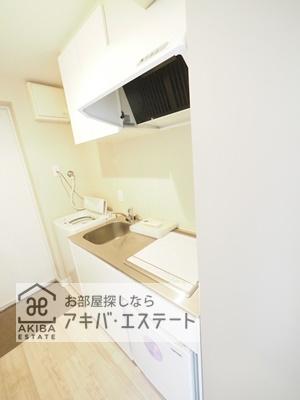 【キッチン】創新三ノ輪レジデンス