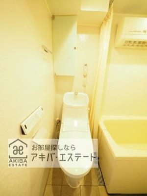 【トイレ】創新三ノ輪レジデンス