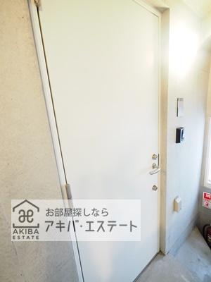 【玄関】創新三ノ輪レジデンス